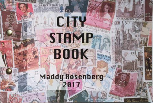 1a.City Stamp Book_Maddy Rosenberg
