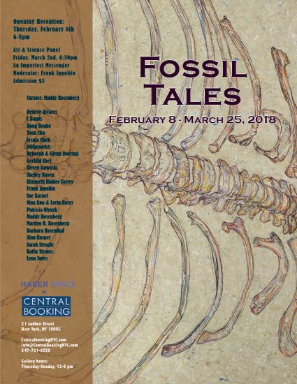 Fossil Tales Evite (FIN)
