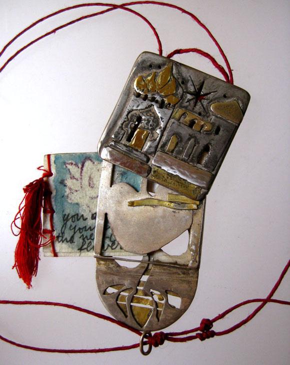 quaderno di viaggio in oriente, elisa pellacani