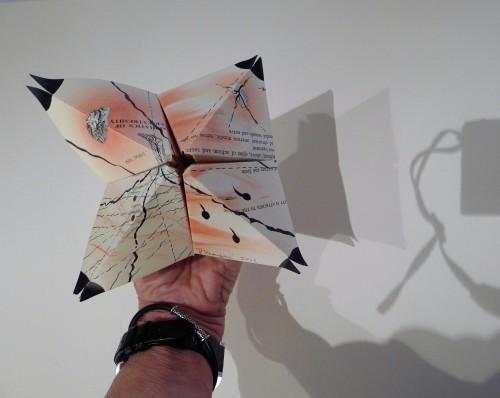 Origami #1 closed