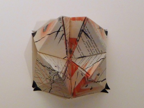 Origami #1 open