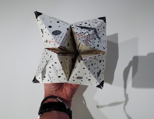 Origami #3 closed