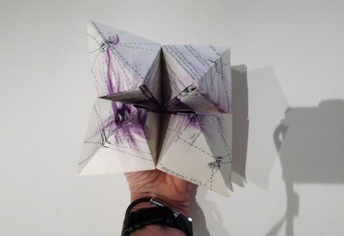 Origami #4 closed