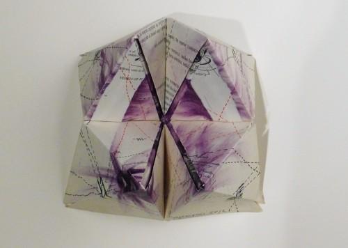 Origami #4 open