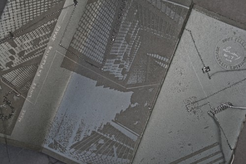 MORE LINES EXPLORING SPACE (b)-Sumi Perera