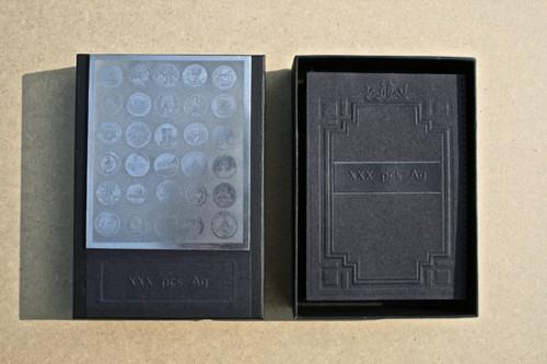 XXX pcs Ag [30 pieces of Silver] (a)-Sumi Perera