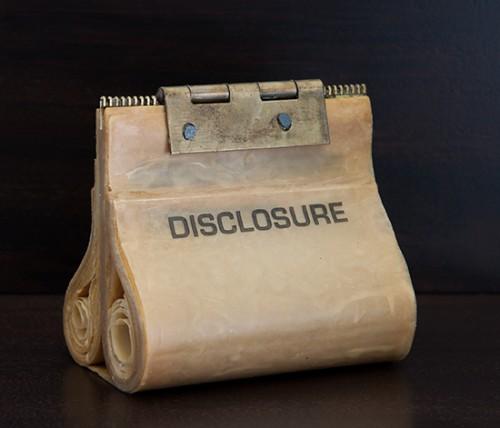 Kim Bruce - Disclosure