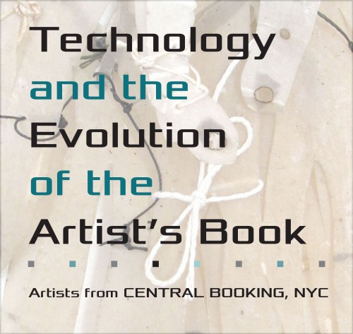Technology and teh Artists Book Cover online