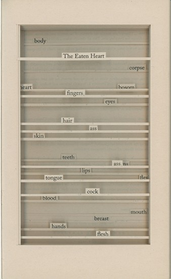 The Eaten Heart CAROLYN THOMPSON