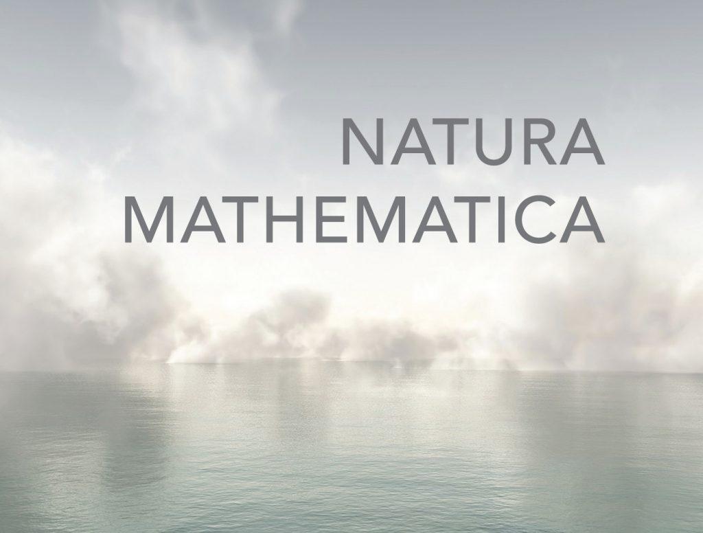 Natura MathamaticaPOSTCARDfront