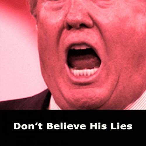 Don't Believe His Lies Ann Reichlin